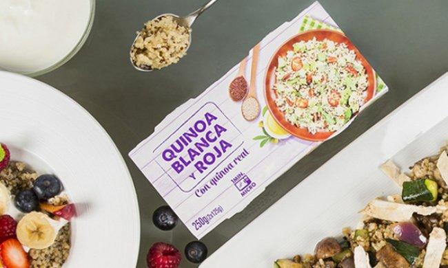 Quinoa en Mercadona